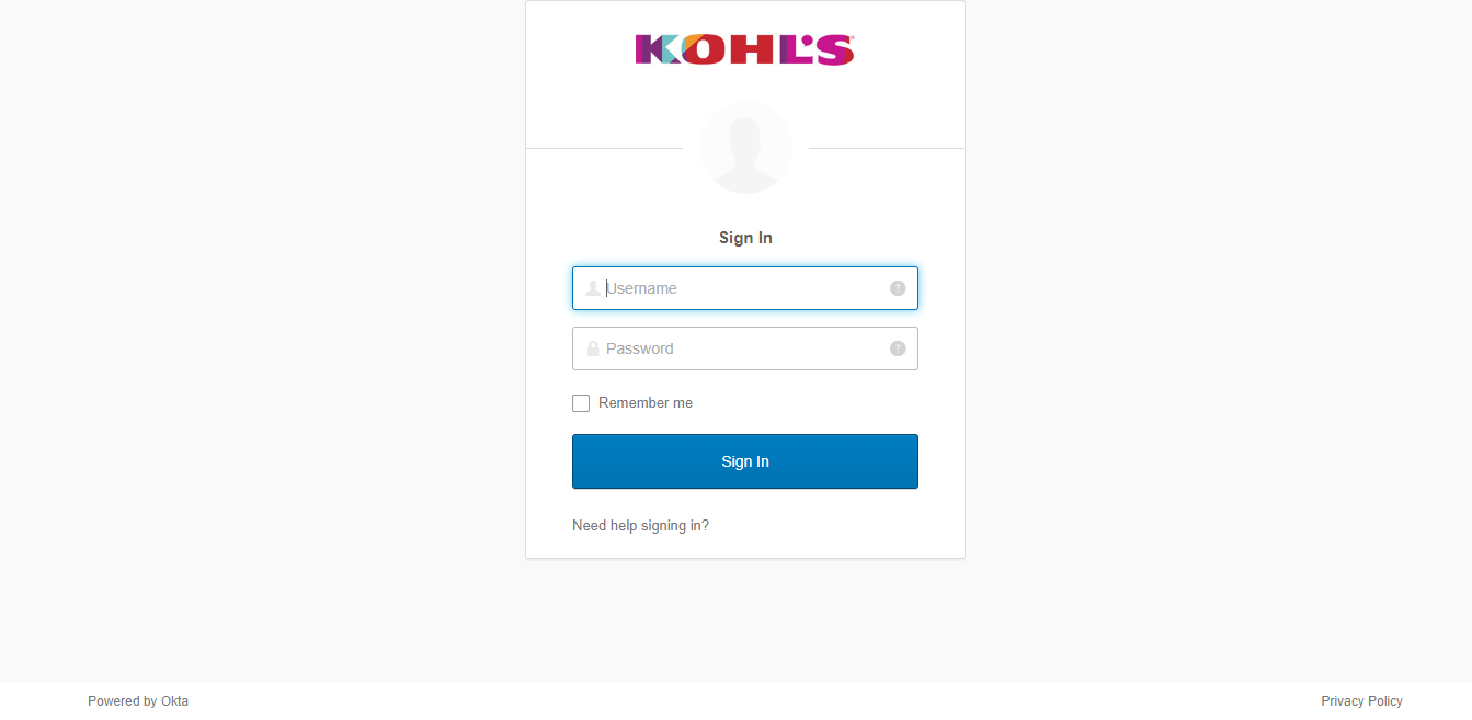 Kohl-s-Corporation-Prod-Sign-In