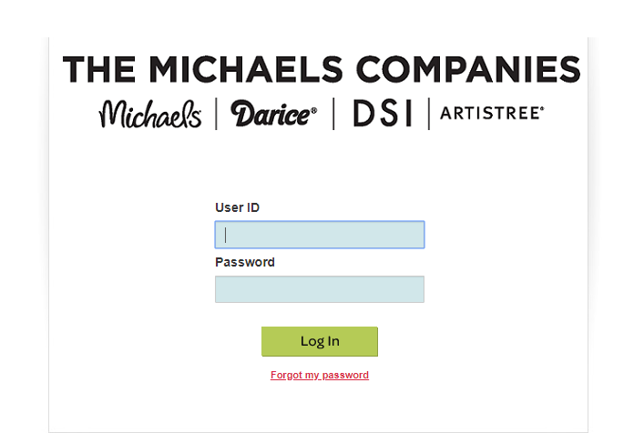 Michaels-SSO-Login
