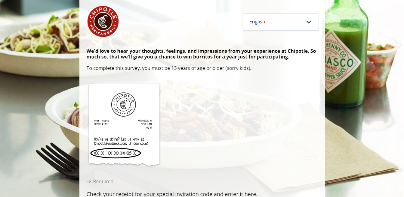 chipotle-Survey-logo
