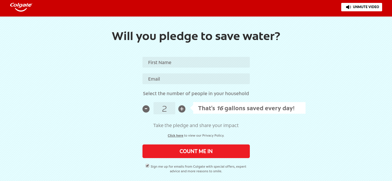 Colgate-Save-Water-Every-Drop