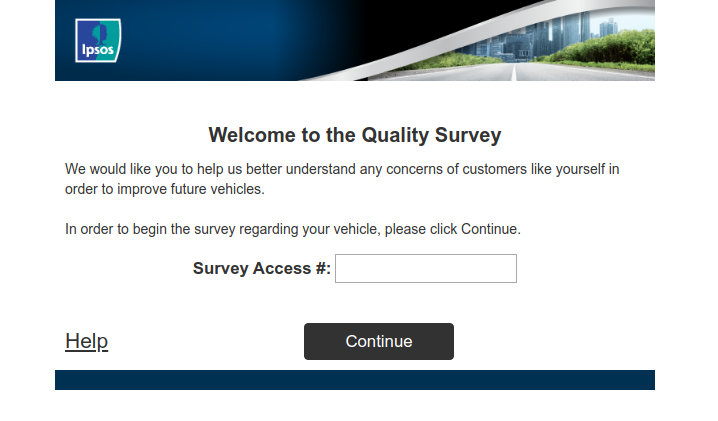 Quality Survey