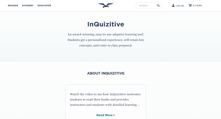 inquizitive Login