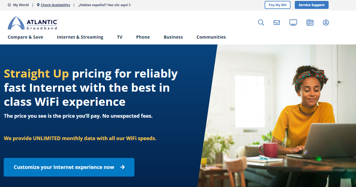 Atlantic Broadband Bill Pay