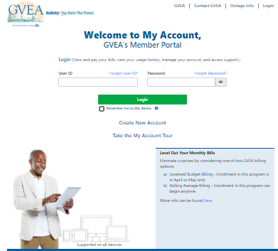 Golden Valley Electric Bill Pay